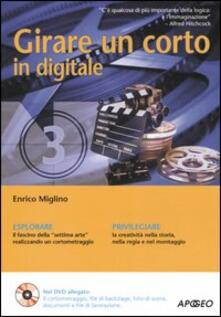 Criticalwinenotav.it Girare un corto in digitale. Con DVD Image