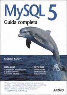 My SQL 5 - Michael Kofler - copertina