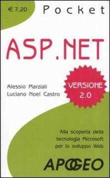 Chievoveronavalpo.it ASP. Net. Alla scoperta della tecnologia microsoft per lo sviluppo web Image