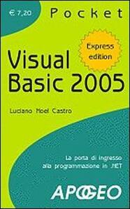 Visual Basic 2005 - Luciano N. Castro - copertina