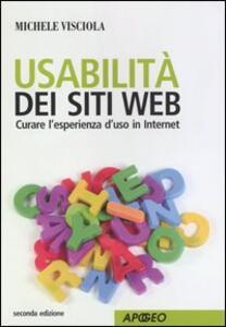 Usabilità dei siti web. Curare l'esperienza d'uso in internet