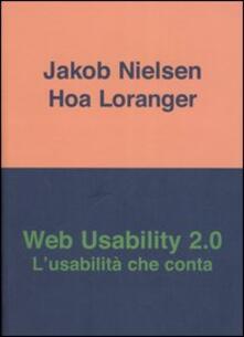 Radiospeed.it Web usability 2.0. L'usabilità che conta Image