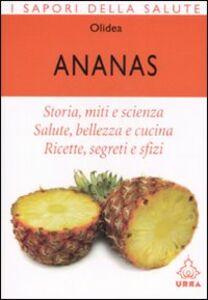 Foto Cover di Ananas, Libro di  edito da Apogeo