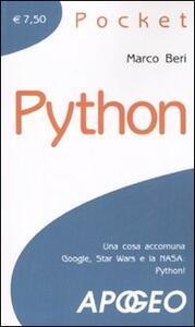 Python - Marco Beri - copertina