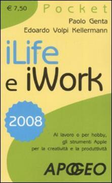 Letterarioprimopiano.it iLife e iWork 2008 Image