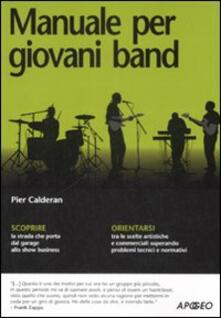 Voluntariadobaleares2014.es Manuale per giovani band Image