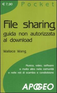 File sharing. Guida non autorizzata al download.pdf