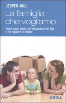 Voluntariadobaleares2014.es La famiglia che vogliamo. Nuovi valori guida nell'educazione dei figli e nei rapporti di coppia Image