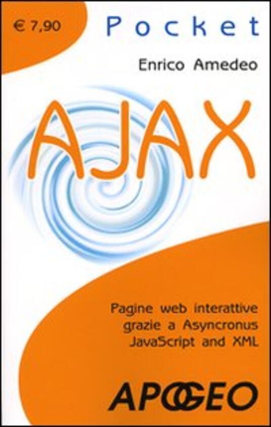Ajax - Enrico Amedeo - copertina