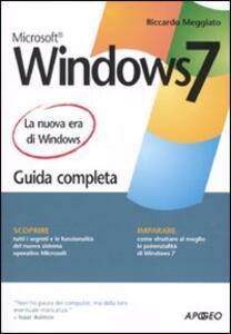Windows 7 - Riccardo Meggiato - copertina