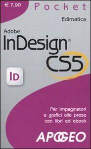 Libro Adobe InDesign CS5