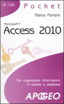 Radiospeed.it Access 2010 Image