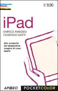 Ipad - Federico Gatti - copertina