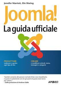 Joomla! La guida ufficiale - Jennifer Marriott,Elin Waring - copertina