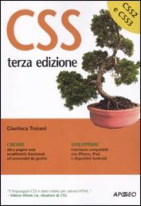 CSS - Gianluca Troiani - copertina