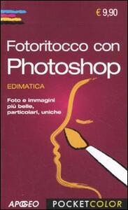 Fotoritocco con Photoshop - copertina