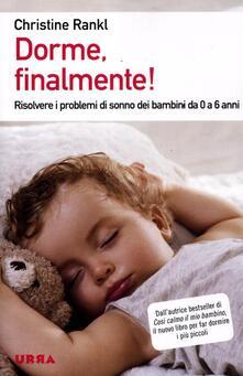 Ipabsantonioabatetrino.it Dorme, finalmente! Risolvere i problemi di sonno dei bambini da 0 a 6 anni Image