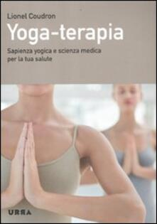 Daddyswing.es Yoga-terapia. Sapienza yogica e scienza medica per la tua salute Image