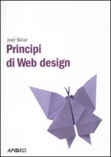 Principi di web design - Joel Sklar - copertina