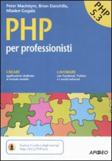Radiospeed.it PHP per professionisti Image