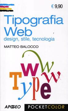 Squillogame.it Tipografia web. Design, stile, tecnologia Image