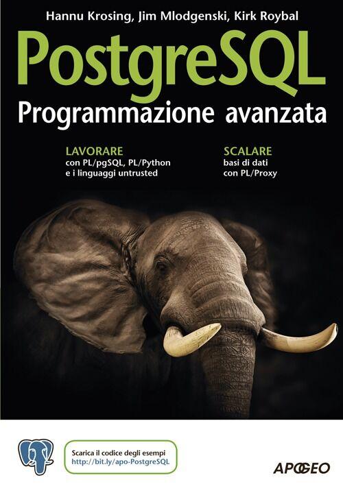 PostgreSQL. Programmazione avanzata