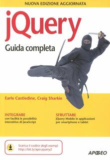 Listadelpopolo.it JQuery. Guida completa Image