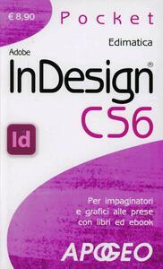 Adobe InDesign CS6 - copertina