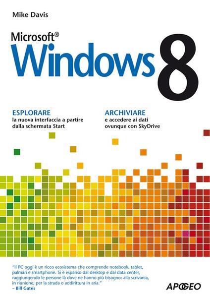 Windows 8 - Mike Davis - copertina