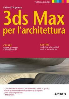 Antondemarirreguera.es 3DS Max per l'architettura Image
