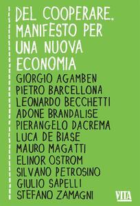 Del cooperare. Manifesto per una nuova economia - copertina