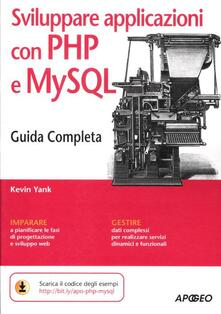 Listadelpopolo.it Sviluppare applicazioni con PHP e MySQL Image