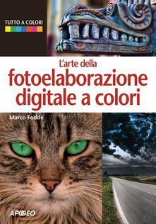 Squillogame.it L' arte della fotoelaborazione digitale a colori Image