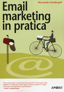 Email marketing in pratica - Alessandra Farabegoli - copertina