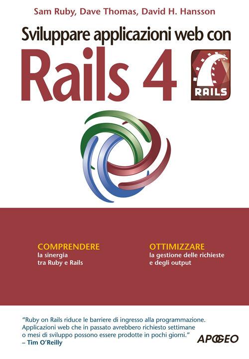 Sviluppare applicazioni web con Rails 4