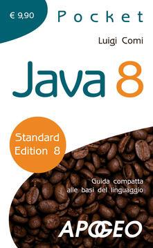 Java 8 - Luigi Comi - copertina