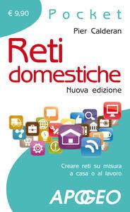 Reti domestiche - Pier Calderan - copertina