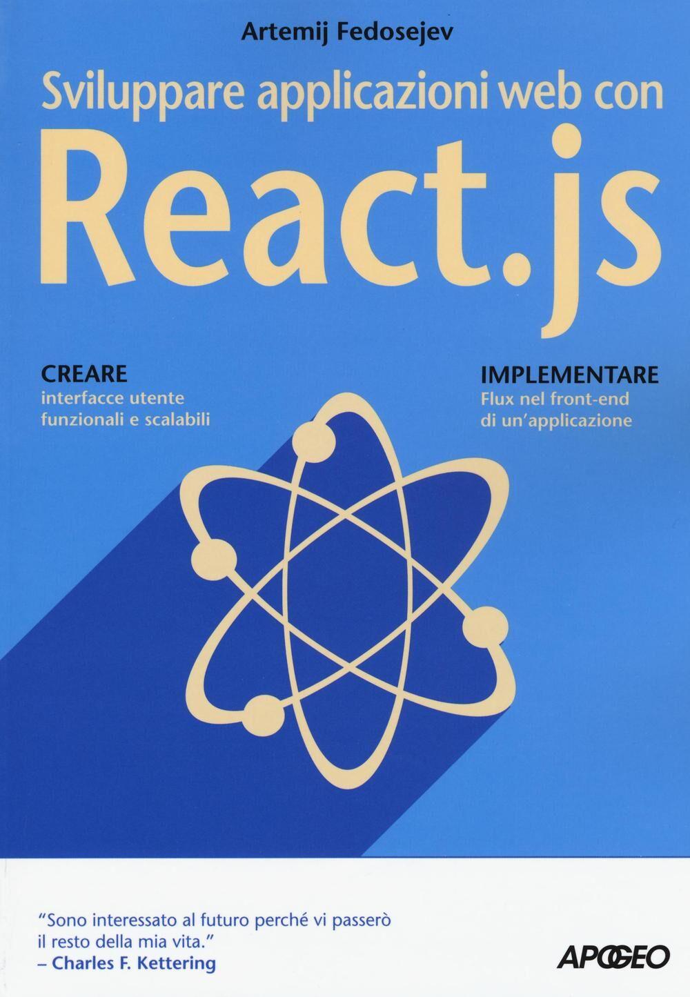 Sviluppare applicazioni web con React.js
