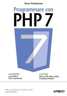 Equilibrifestival.it Programmare con PHP 7 Image