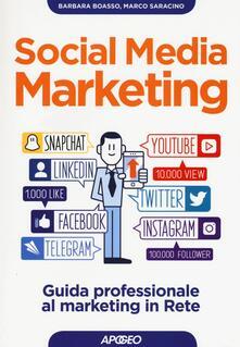 Capturtokyoedition.it Social media marketing. Guida professionale al marketing in rete Image