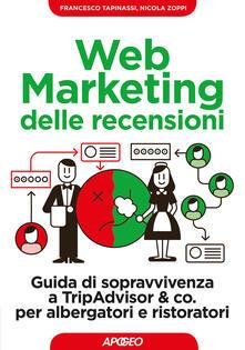Vastese1902.it Web marketing delle recensioni. Guida di sopravvivenza a TripAdvisor & co. per albergatori e ristoratori Image