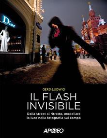 Winniearcher.com Il flash invisibile. Dalla street al ritratto, modellare le luce nella fotografia sul campo Image