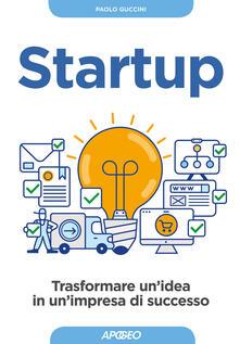Cefalufilmfestival.it Startup. Trasformare un'idea in un'impresa di successo Image