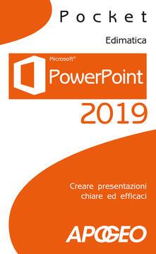 PowerPoint 2019. Creare presentazioni chiare ed efficaci - copertina