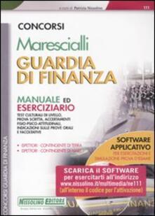 Marescialli. Guardia di finanza. Manuale ed eserciziario. Con software di simulazione.pdf