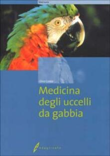 Listadelpopolo.it Medicina degli uccelli da gabbia Image