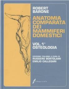 Antondemarirreguera.es Trattato di anatomia comparata dei mammiferi domestici. Vol. 1: Osteologia. Image