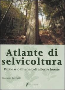 Atlante di selvicoltura. Dizionario illustrato di alberi e foreste
