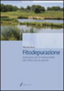 Fitodepurazione. Soluzioni per il trattamento dei reflui con le piante - Maurizio Borin - copertina