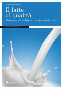 Aboutschuster.de Il latte di qualità. Allevamento, alimentazione e mungitura delle bovine Image